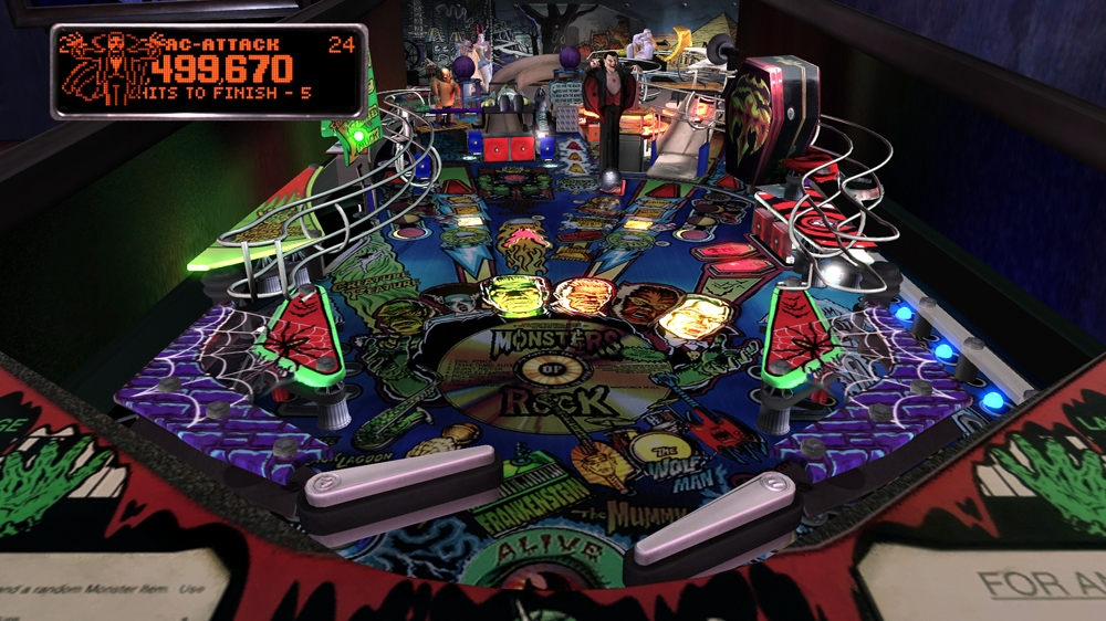 Pinball Arcade Table Pack 3 now available