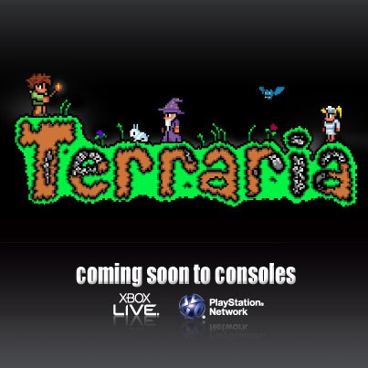 Popular PC game Terraria coming to XBLA