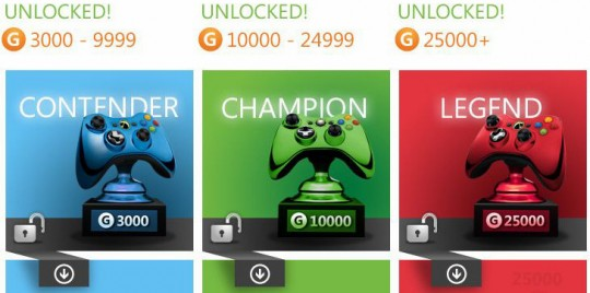 Microsoft to offer marketplace discounts based on gamerscore