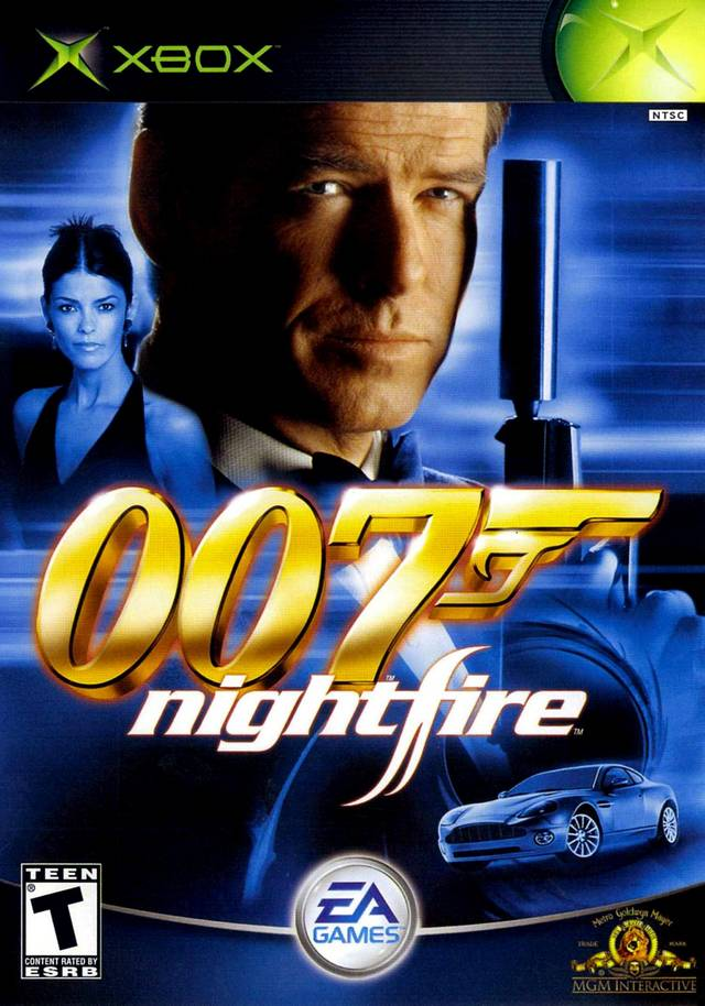 XBLA's Most Wanted: 007 Nightfire