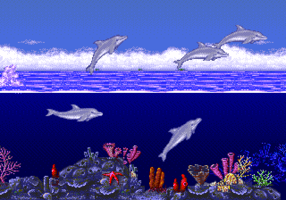 Ecco the Dolphin creator meets with Sega about series' future