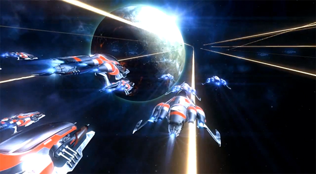 Galactic Reign plots a course for XBLA