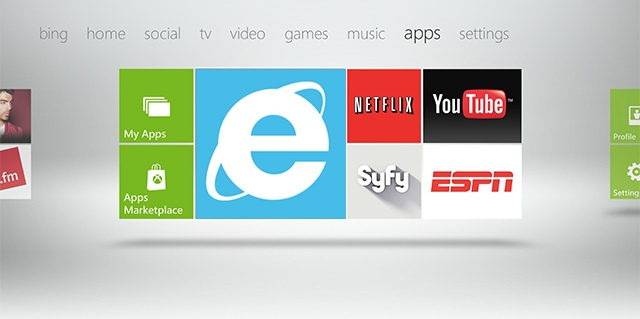 Over 40 new apps coming to the Xbox 360