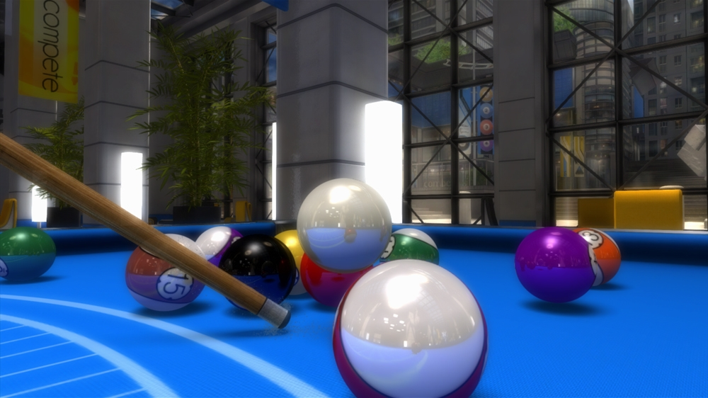 Pool Nation shows off its shiny balls in new gameplay trailer