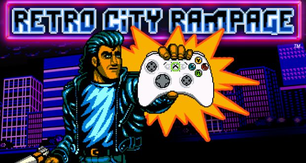 Retro City Rampage will run amok on Xbox Live Arcade