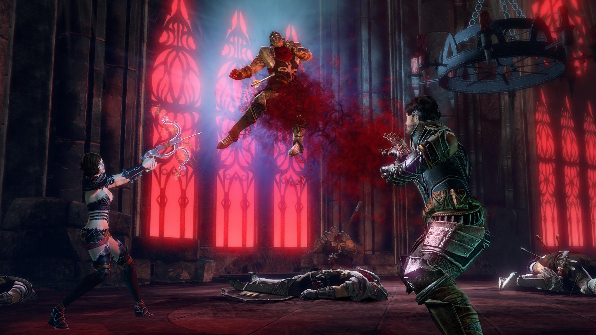 Blood Knights XBLA release delayed till December