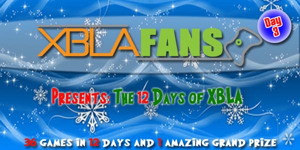 12 Days of XBLA 3