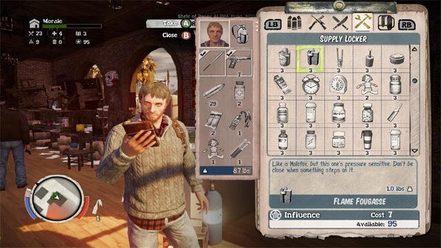State of Decay developers offer character skills Q&A