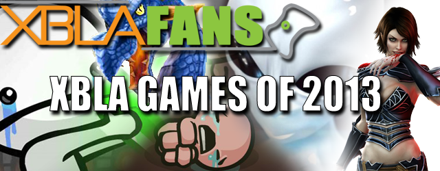 XBLA Fans' most anticipated 2013 XBLA games: Part I