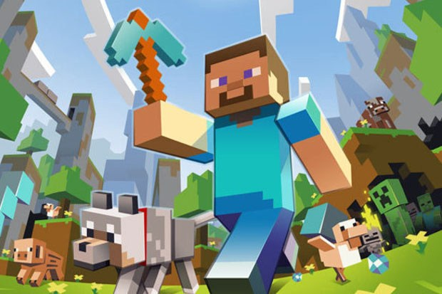 Minecraft ends 2012 with 5M served