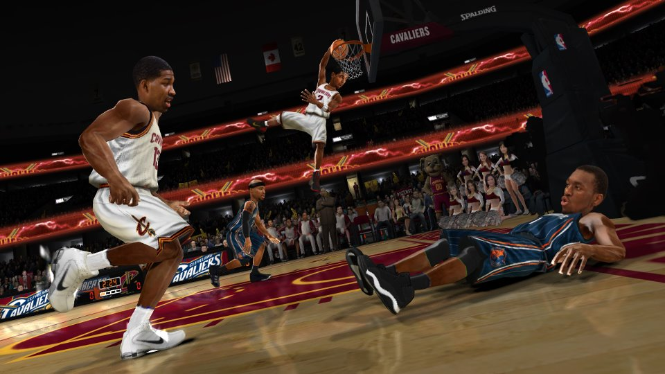 NBA Jam: On Fire Edition updated with new player roster