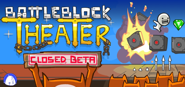 Battleblock Theater closed beta begins this month