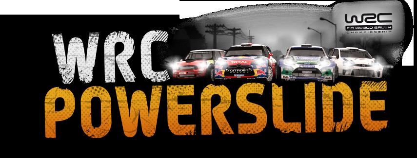 WRC Powerslide sneaks onto marketplace today