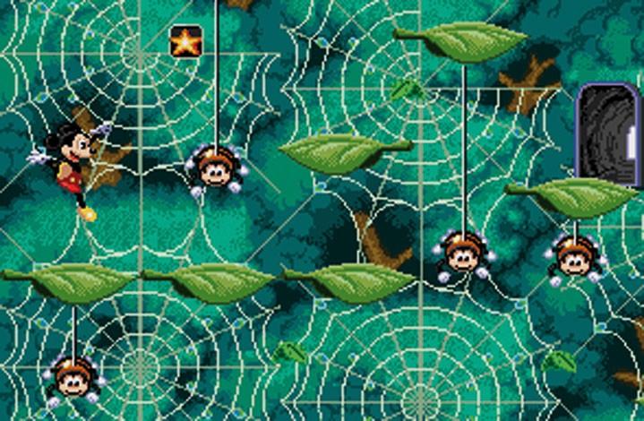 Sneak a peak inside Castle of Illusion Starring Mickey Mouse