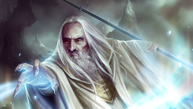 Saruman weaves his way into Guardians of Middle-earth