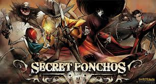 Secret Ponchos announced for consoles