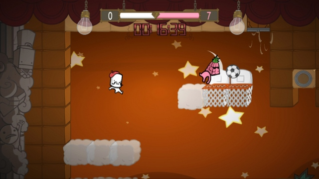 Ball control: Lessons from the BattleBlock Theater beta