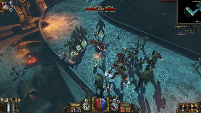 The Incredible Adventures of Van Helsing: Of monsters and men