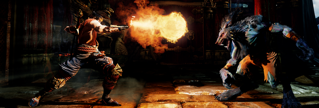 Killer Instinct connects you with Kinect