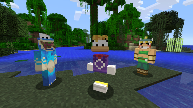 MInecraft: Xbox 360 Edition Minecraft Blog