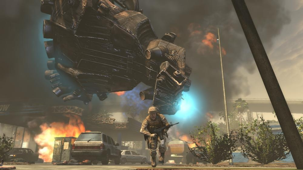 Battle: Los Angeles on sale for 400MSP as part of the Deal of the Week