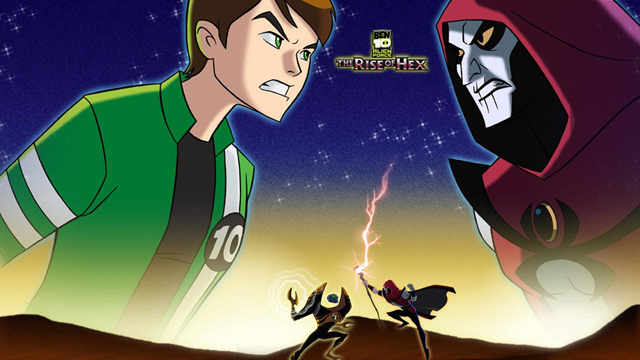 Ben 10 The Rise of Hex free on Xbox Live Marketplace *Update*