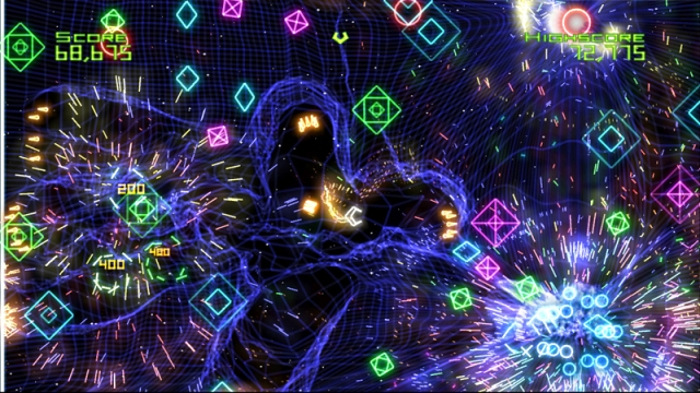 Geometry Wars 3: Dimensions announced