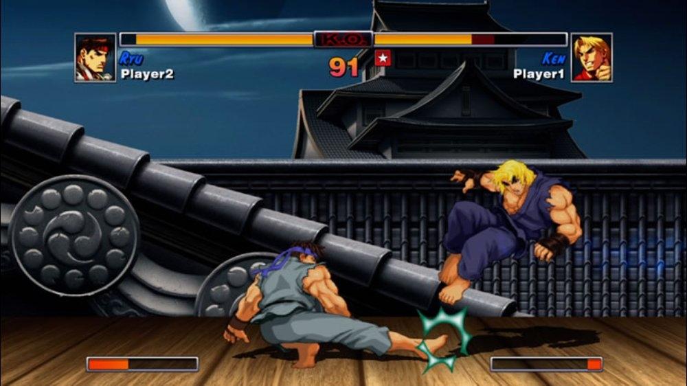 Best of the rest: Super Street Fighter II Turbo HD Remix