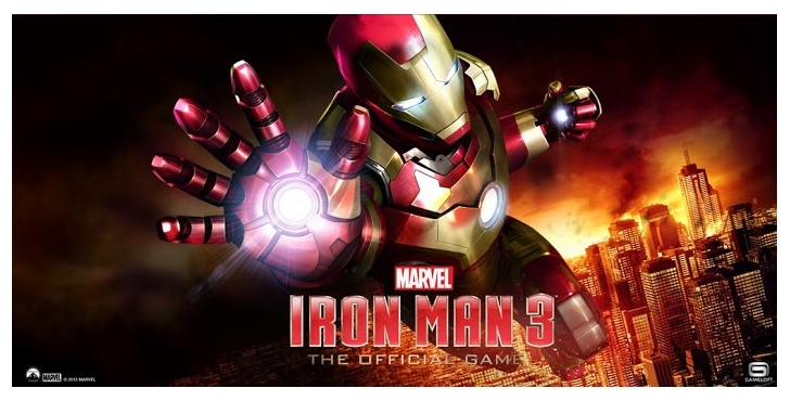 XBLA's Most Wanted: Iron Man 3