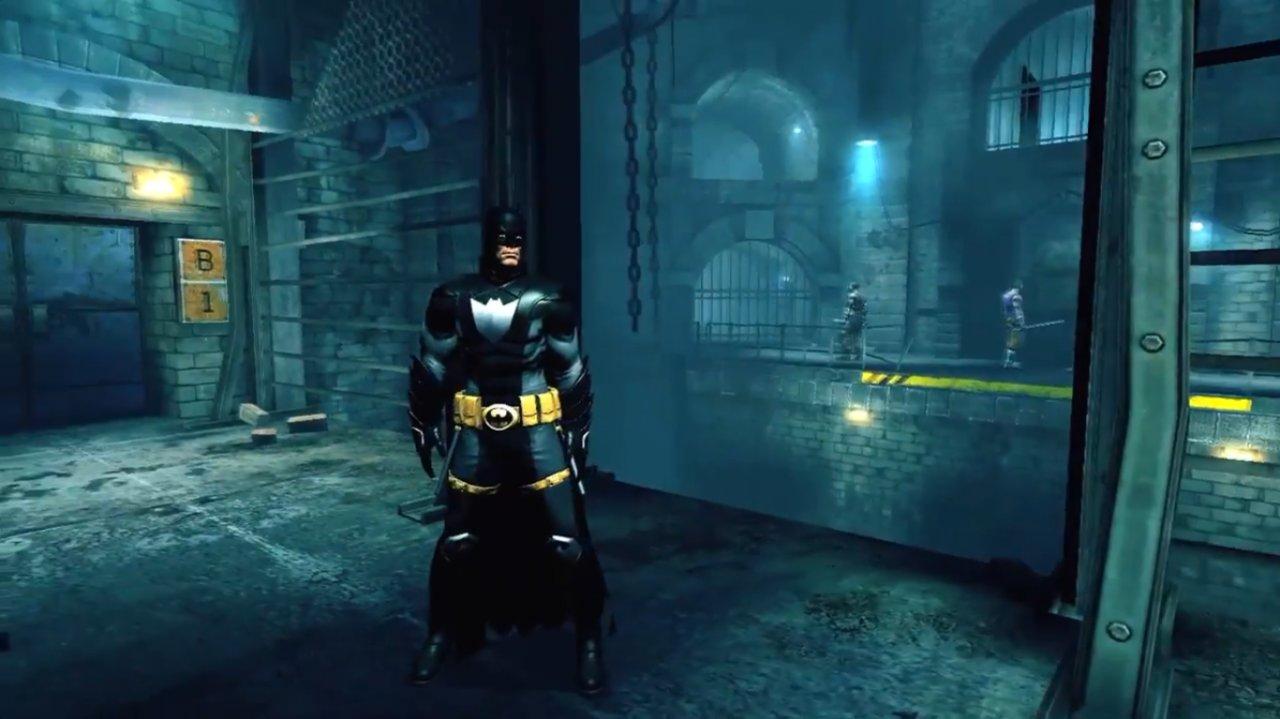 Batman arkham origins blackgate deluxe