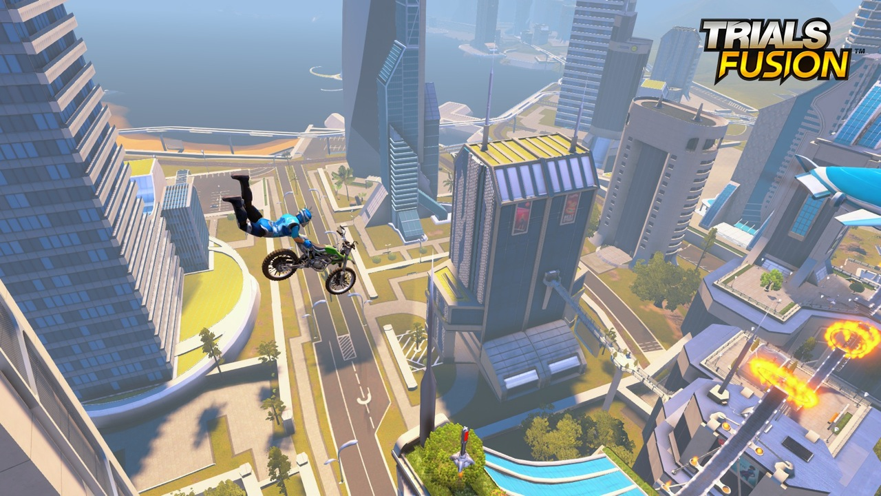 Trials Fusion requires day one patch on Xbox One