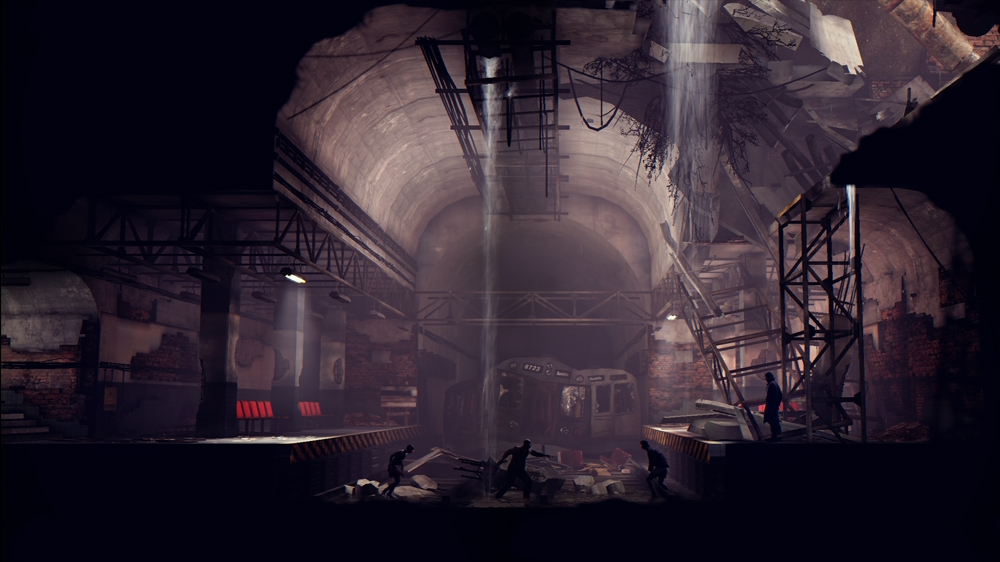 Deadlight free for Xbox Live Gold members