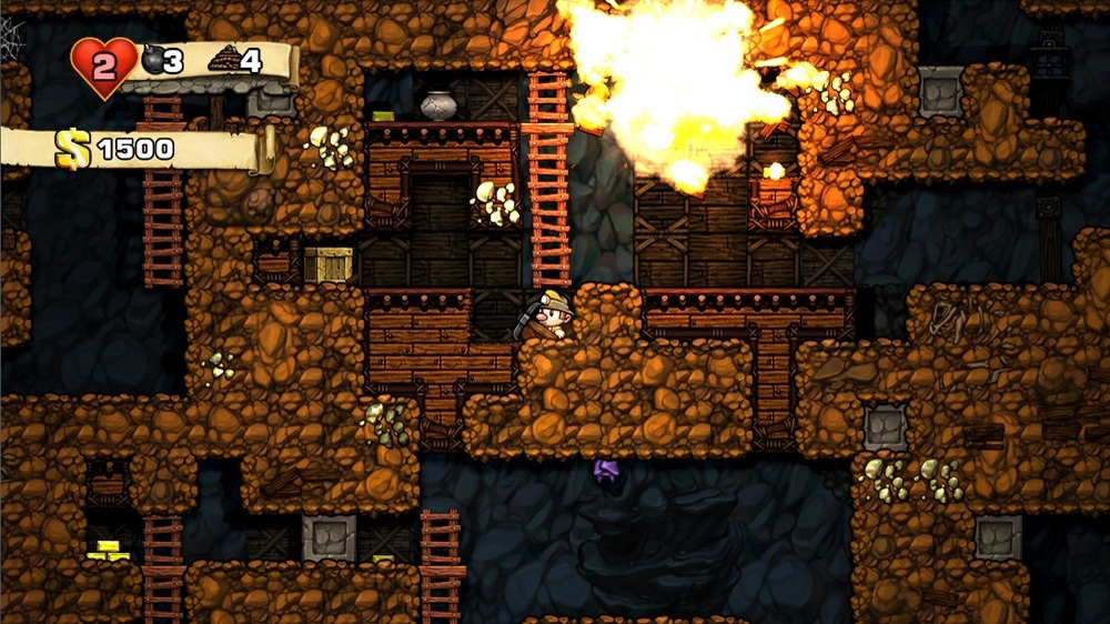 New Spelunky world record