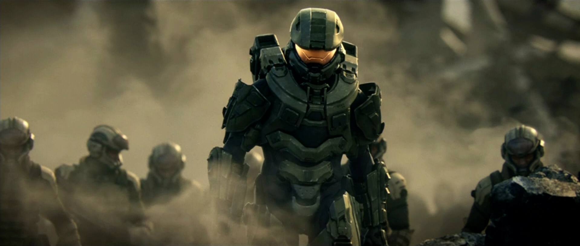 Showtime in negotiations to develop Halo TV series
