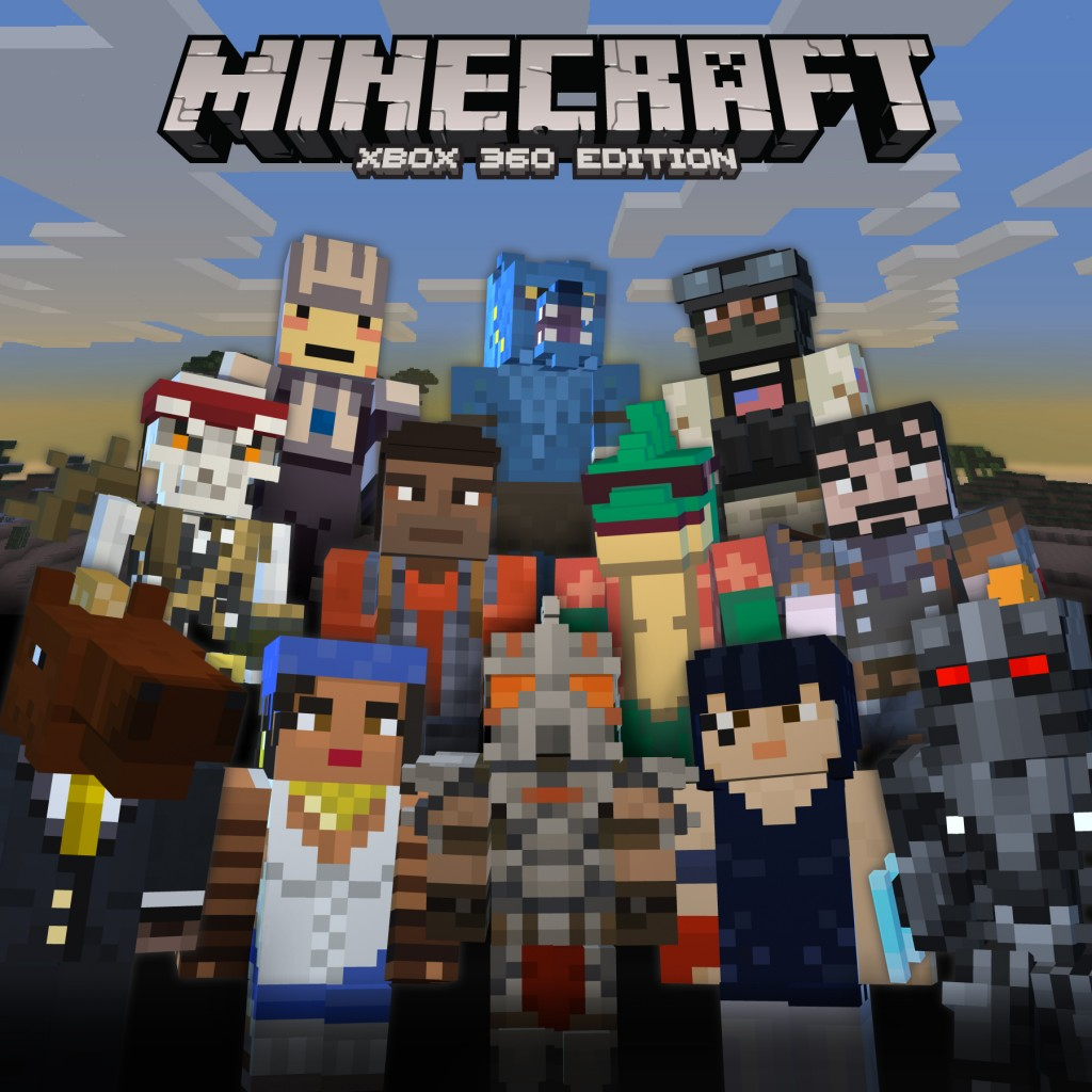 Minecraft: Xbox 360 Edition Skin Pack 6 out now – XBLAFans