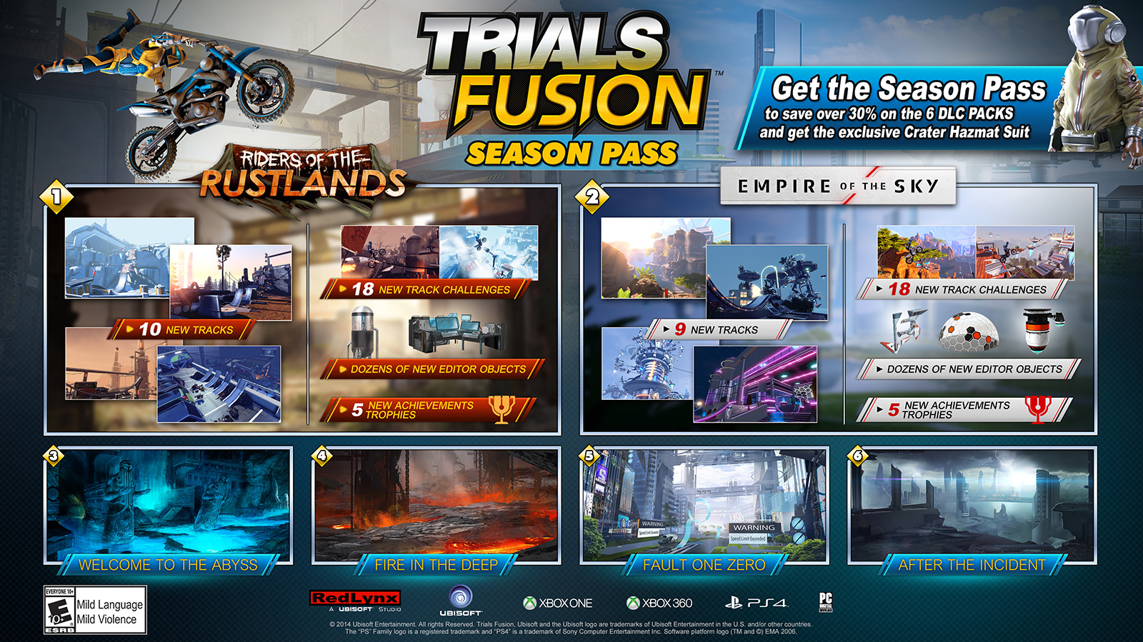 First Trials Fusion DLC coming July 29