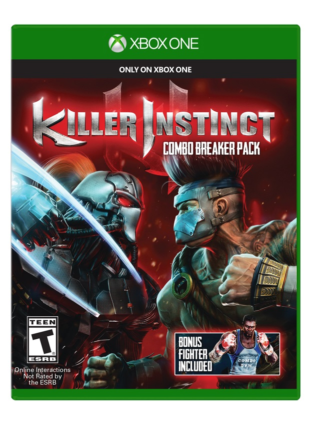 Killer Instinct coming to retail
