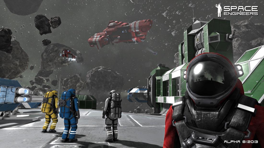 Космическая игра 2014