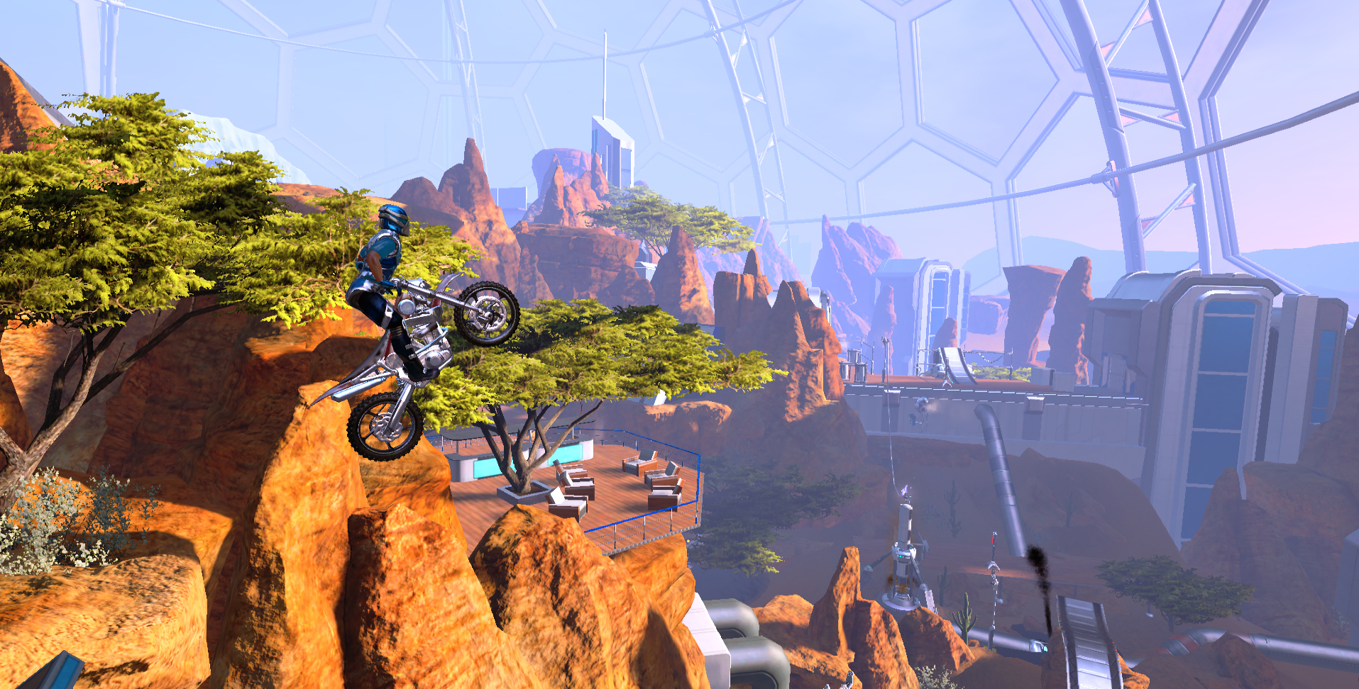 Trials Fusion: Empire of the Sky DLC releases today