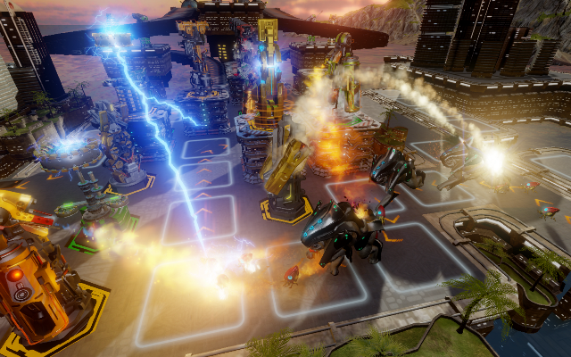 Defense Grid 2 preview: Break up for the kids