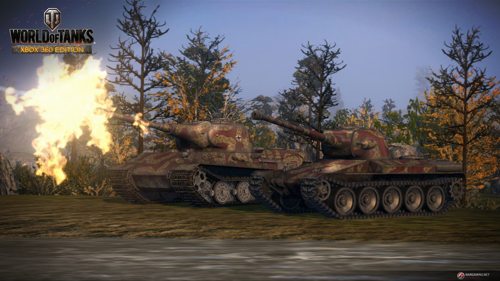 World of Tanks update rolls in with new vehicles and maps