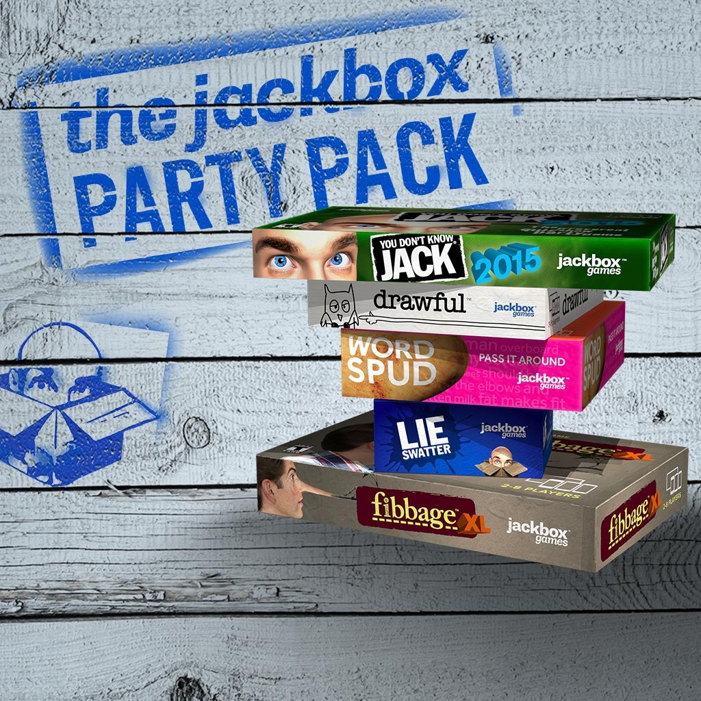 The Jackbox Party Pack review (Xbox One)