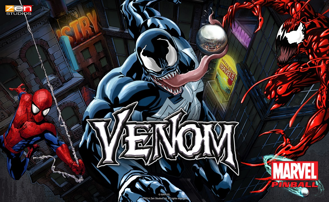 Pinball FX2: Venom review (Xbox One DLC)
