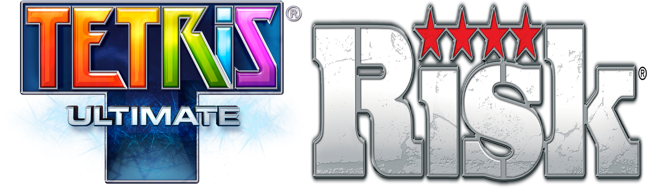 Risk and Tetris Ultimate available now