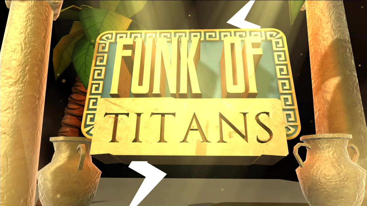Funk of Titans review (Xbox One)