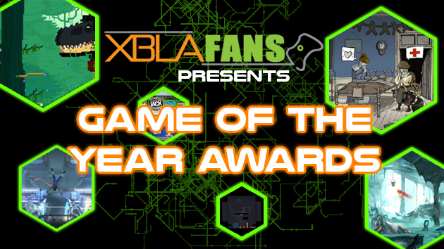 XBLA Fans GOTY Twitch streams (Update)