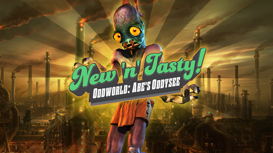 Oddworld: New 'n' Tasty review (Xbox One)