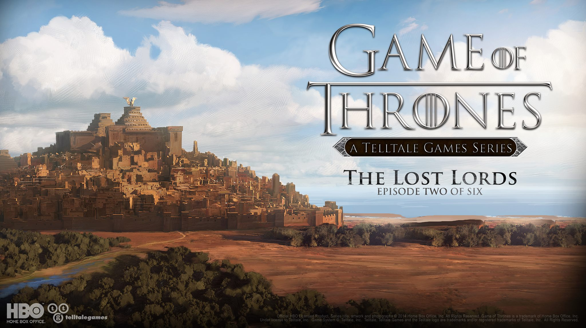 Take a look at the Game of Thrones: The Lost Lords launch trailer
