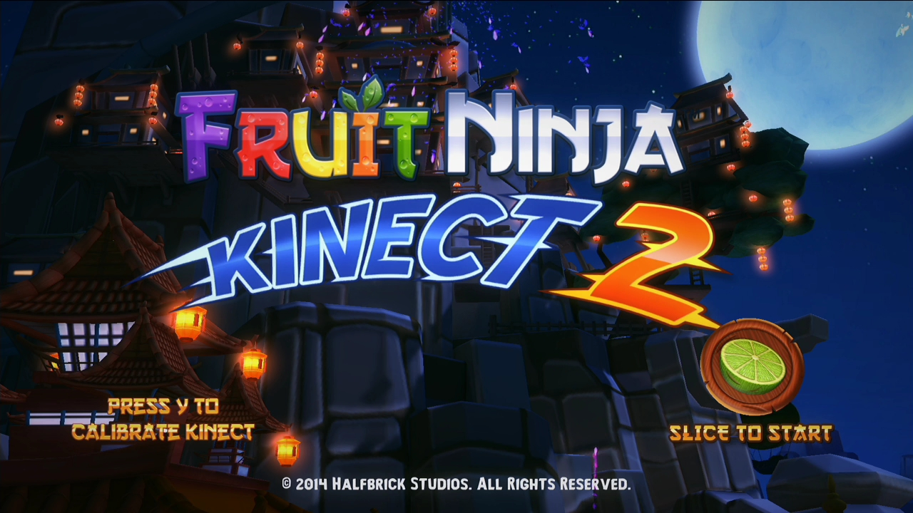 Fruit Ninja Kinect 2 review (Xbox One)