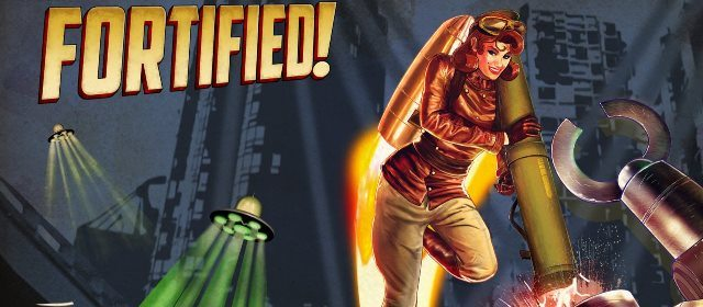 Fortified preview: Soaring above